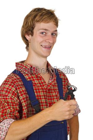 friendly carpenter