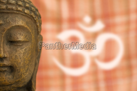 buddha om sign