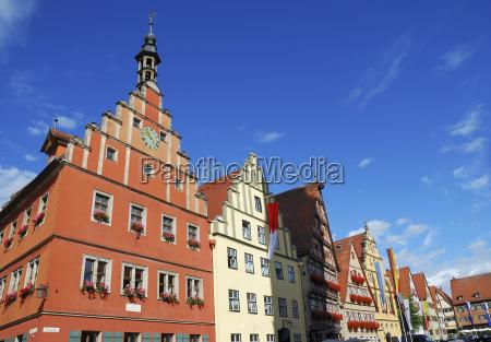 historic house facades