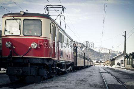 nostalgy train