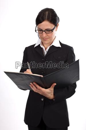 examine documents
