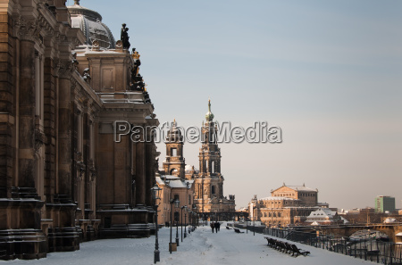 dresden winter 2010