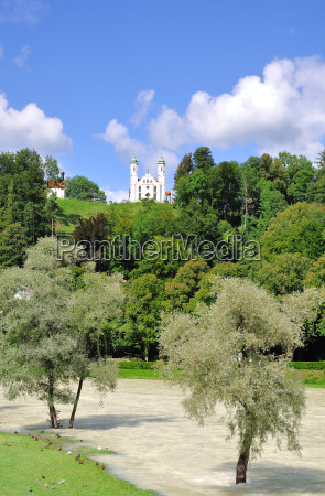 isar and calvary in bad toelz