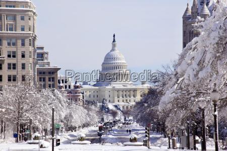 us capital pennsylvania avenue after the