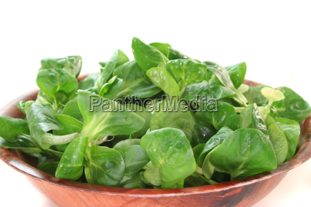 food aliment diet lambs lettuce nutrition