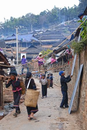 housebuilding china