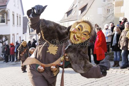 fasnacht carnival parade