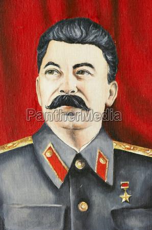 stalin russian dictator