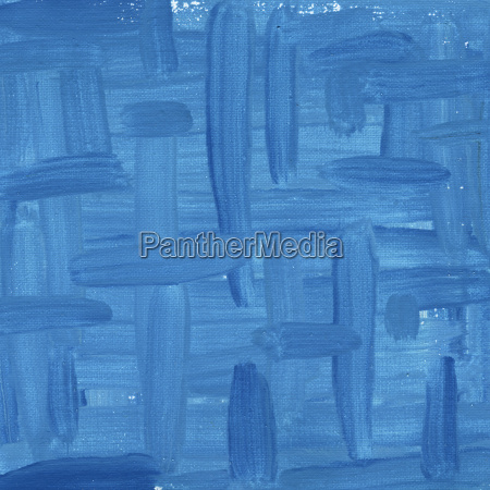 blue watercolor painted abstract