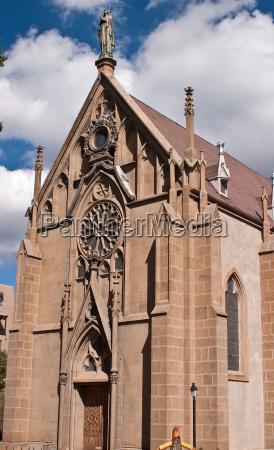 cathedral basilica of saint francis of