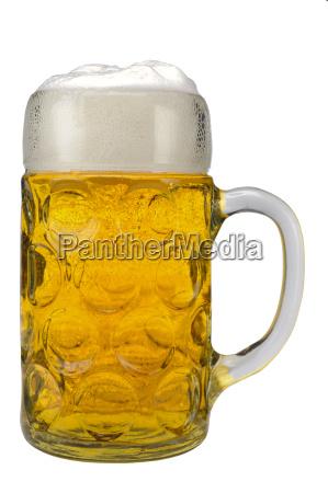 bavaria beer mug