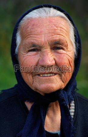 la anciana griega