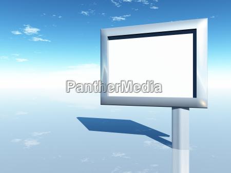 3d blank billboard 9