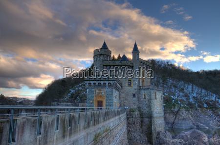 castle of france