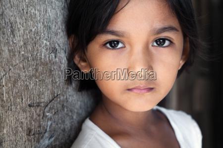 philippines filipina girl portrait