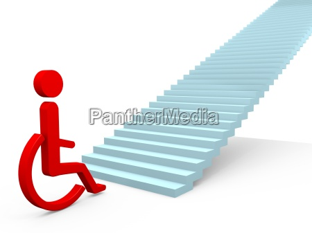 wheelchair obstacle