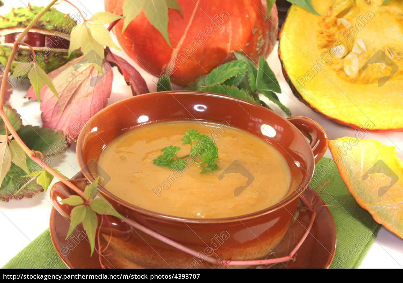 pumpkin, soup - 4393707