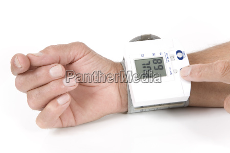 measure pulse