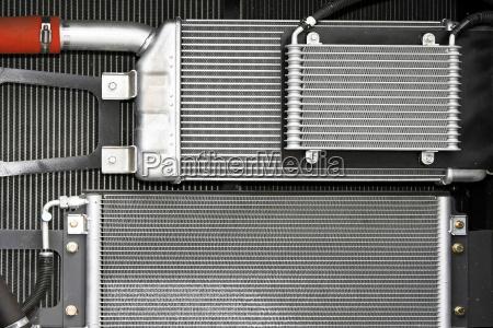 cooling radiators
