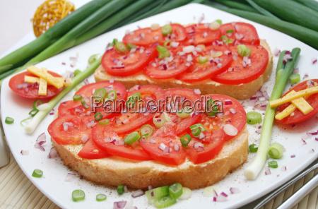 tomato breads