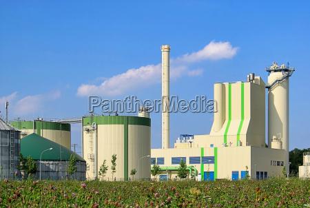biogas plant biogas plant 77