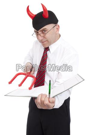 clerk horned