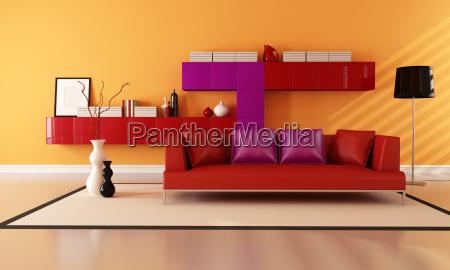 mobiliario moderno interior horizontalmente horizontal oportuno