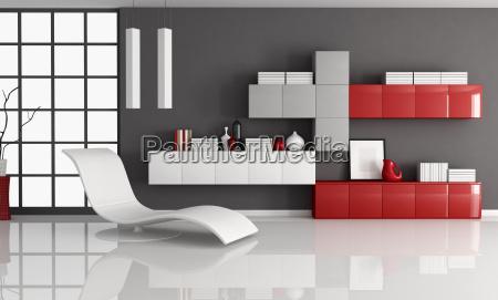 contemporay sala de estar