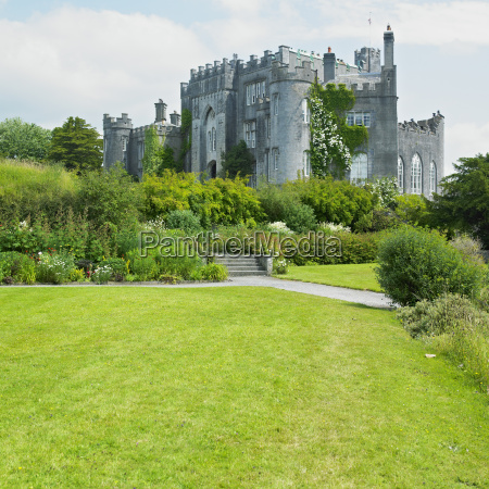 birr castle county offaly ireland