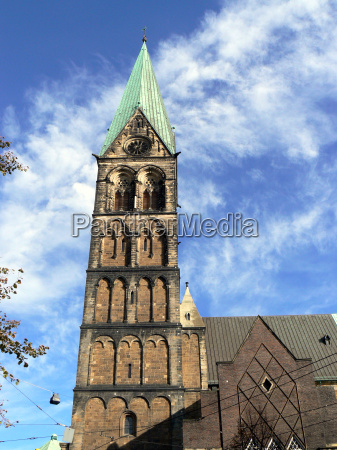 st peters cathedral in bremen
