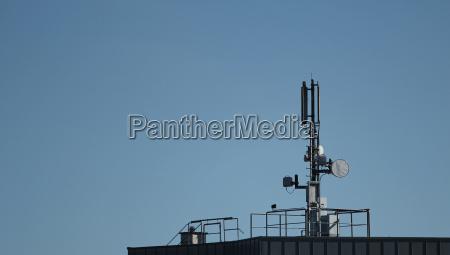 mobile funic mast
