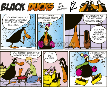 black ducks comics episode 33
