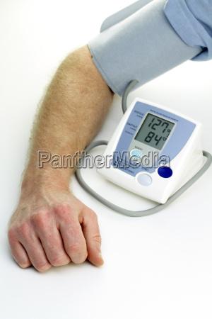 bp monitor results