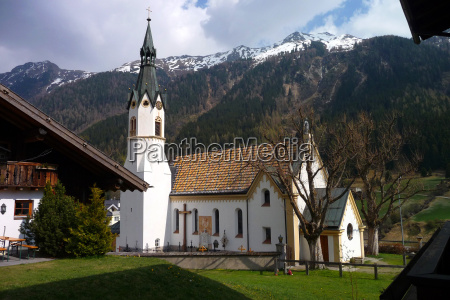church in mathon near ischgl