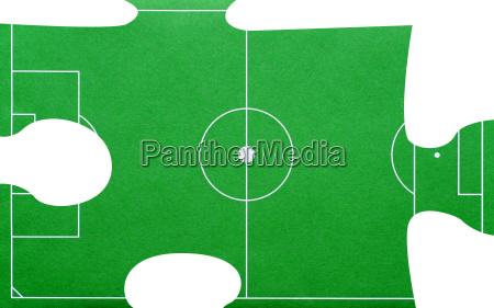 football soccer football puzzle