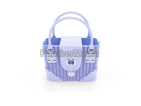 blue satchel
