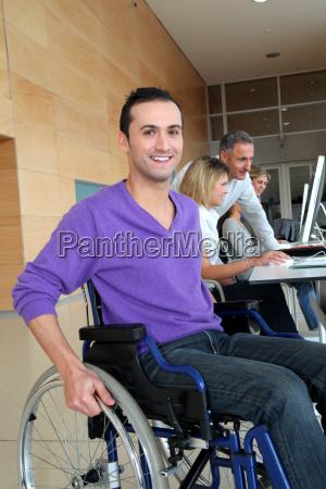 handicap and employment