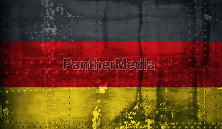 grunge, german, flag - 4799249