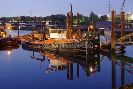 hamburg travehafen