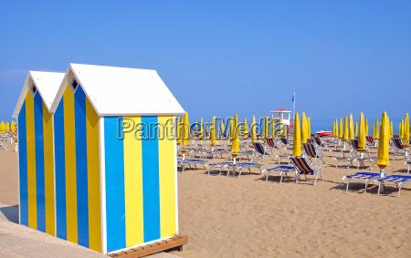 beach on the adriatic