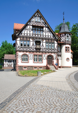 post office of bad liebenstein