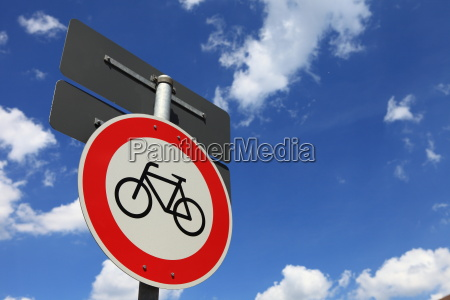 ban for cyclists