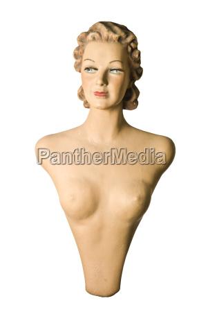 feminine mannequin