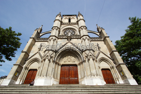 notre dame basilica geneva switzerland