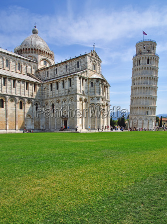 the field of miracles in pisa