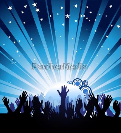 concert or religious theme