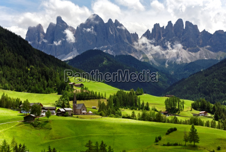 mountains alps south tyrol high mountains