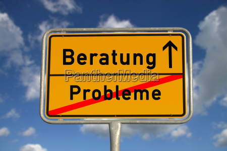 german ortsschild problems counseling