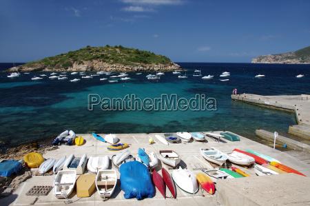 mallorca small port of sant