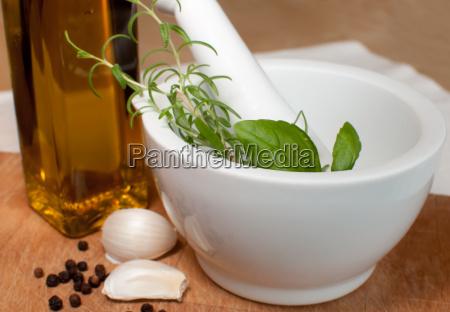 preparation of marinade